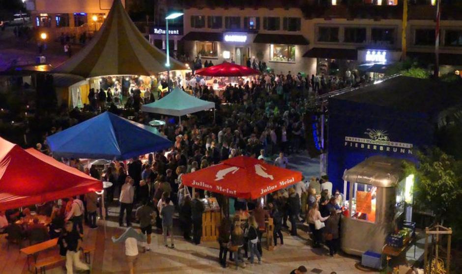 Viel Musik und Kulinarik stehen beim 27. Bourbon Street Festival in Fieberbrunn auf dem Programm.