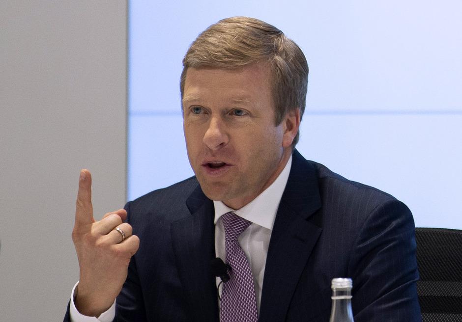 Der neue BMW-Konzernchef Oliver Zipse soll für frischen Schwung sorgen.