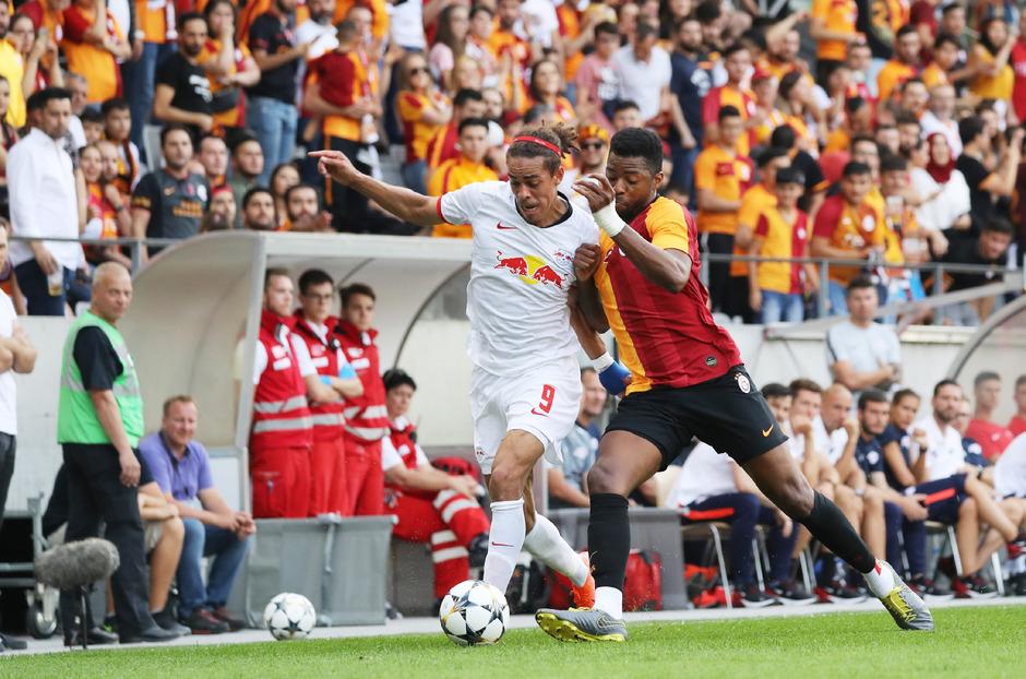 Lepizig schlug Galatasaray auf Innsbrucker Boden mit 3:2.
