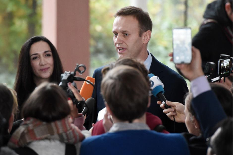 Der russische Oppositionsführer Alexej Nawalny. (Archivfoto)