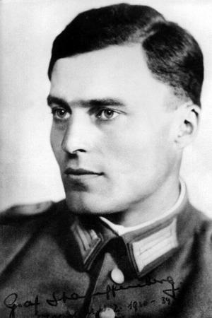 Der deutsche Offizier und spätere Widerstandskämpfer Claus Graf Schenk von Stauffenberg.