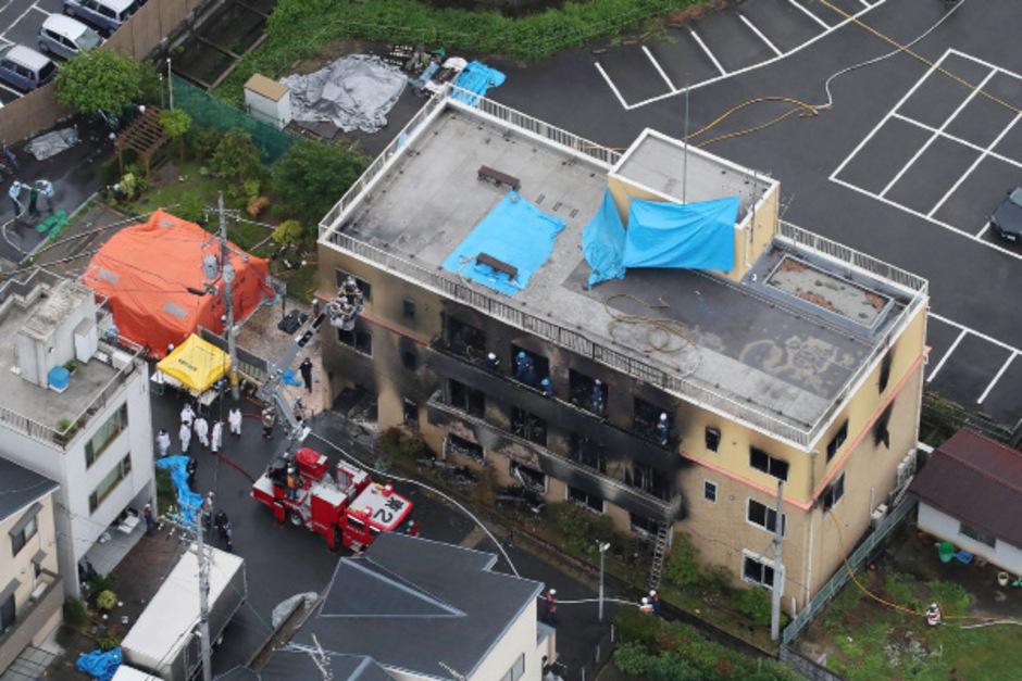 34 Menschen starben bei dem Brandanschlag.
