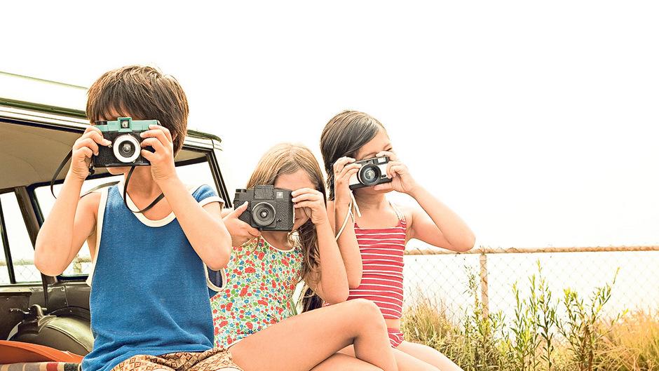Kinderleichte Schnappschüsse: Tolle Urlaubsfotos sind keine Kunst und gelingen auch mit dem Smartphone.