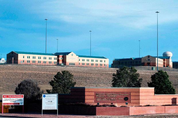In einem Hochsicherheitsgefängnis in Colorado hat Guzmán am Freitag seine Haftstrafe angetreten.
