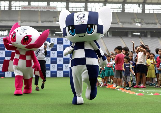 Für die Maskottchen Someity (Paralympics) und Miraitowa (Olympia) wird wohl Platz geschaffen.