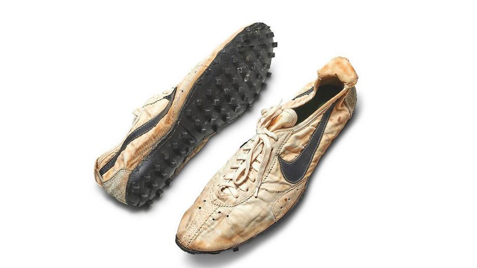 """""""Moon Shoes"""" - auch 1972 schon mit Multinocken."""