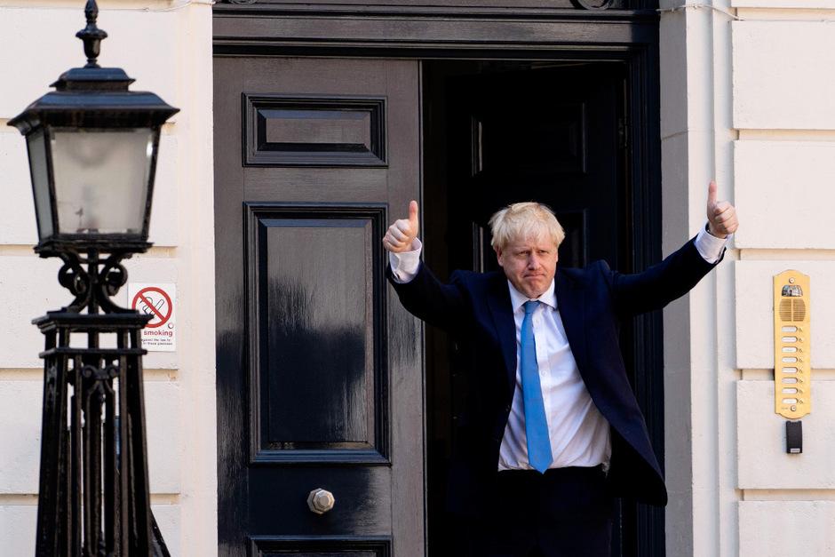 Boris Johnson überzeugte die eigenen Parteimitglieder. Ob er den Brexit durchsetzen kann, wird sich zeigen.