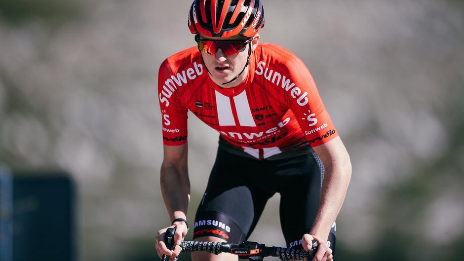 Nach drei Saisonen beim Development Team von Sunweb könnte der Osttiroler Felix Gall 2020 richtig durchstarten.