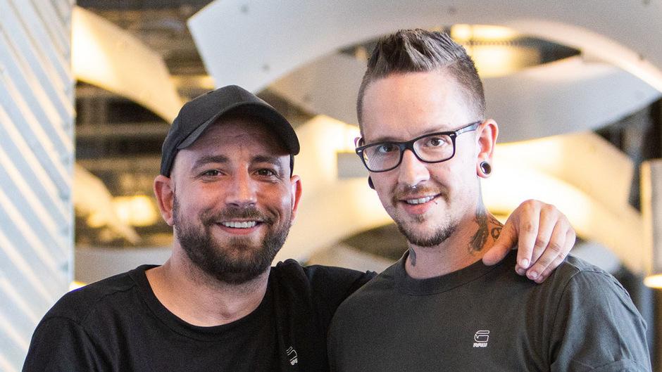 Christopher Seiler und Bernhard Speer sprachen im APA-Interview über ihr neues Album.