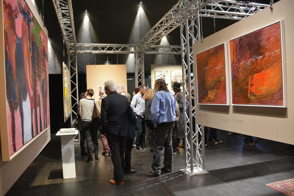 Im Vorjahr wurden erstmals die Tage der bildenden Kunst in Kufstein abgehalten. Heuer gibt es eine Fortsetzung.