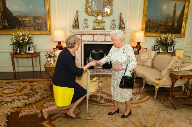Theresa May ist von ihrem Amt als Premierministerin zurückgetreten.