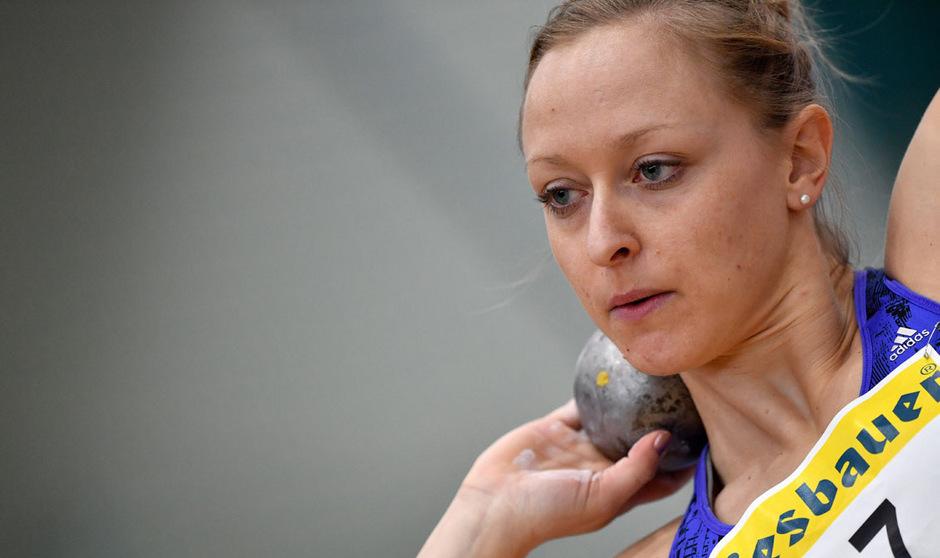 Christina Scheffauer tritt am Freitag am Marktplatz in den Ring, um ihren Staatsmeistertitel mitten in Innsbruck zu verteidigen.