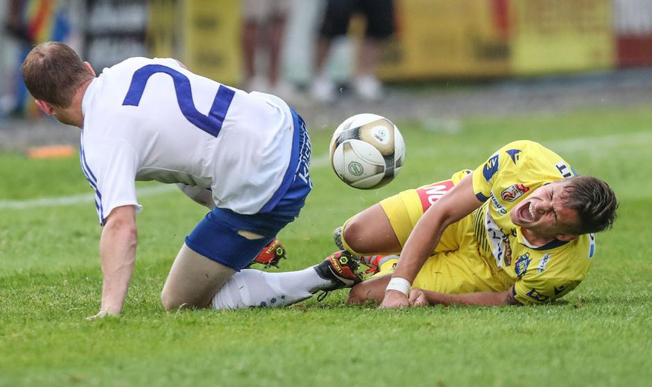 Der SKN St. Pölten musste vor dem CAS eine schmerzliche Niederlage hinnehmen.