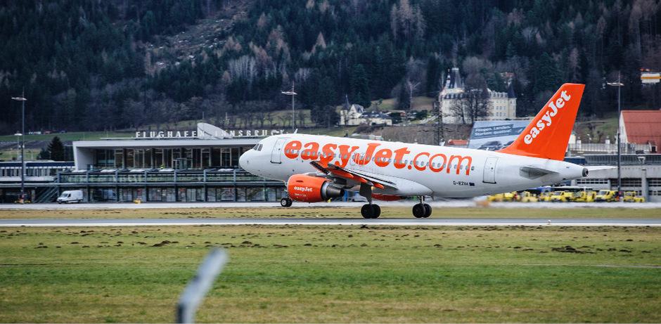 Der Flughafen Innsbruck zählt zu den fünf pünktlichsten innerhalb der DACH-Region.