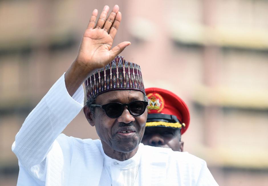 Der nigerianische Präsident Muhammadu Buhari.