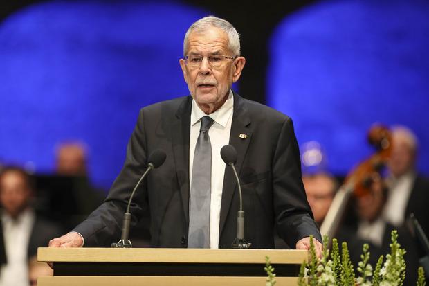 Van der Bellen betonte die zentrale Rolle der Europäischen Union für die Klimapolitik.
