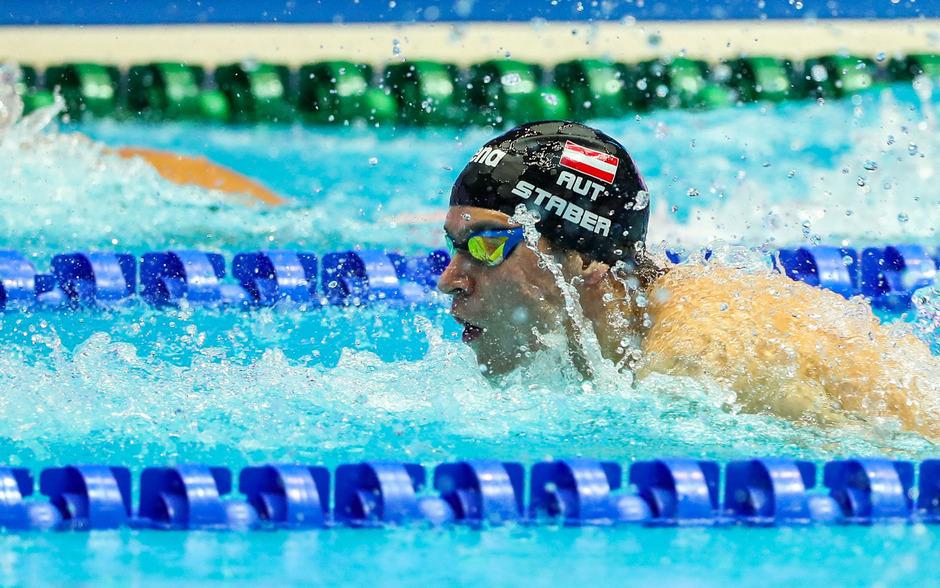 Lagenschwimmer Patrick Staber