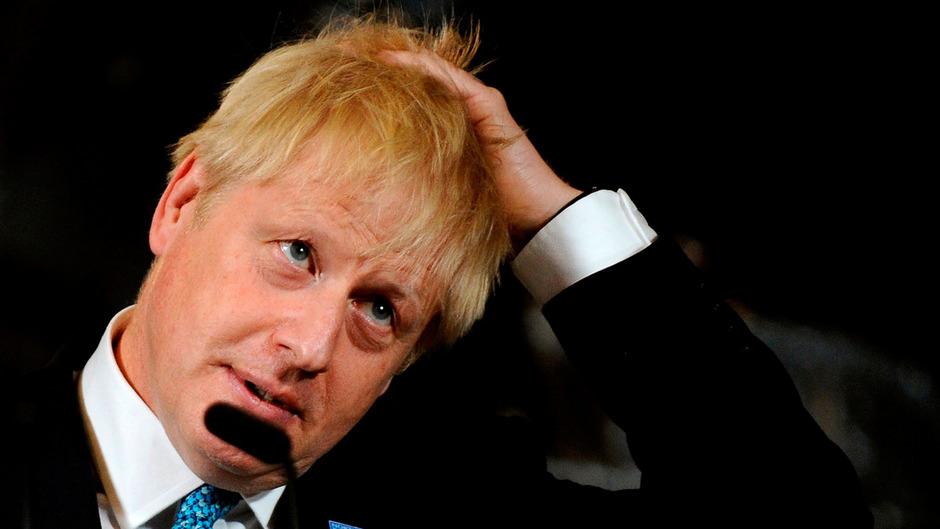 Boris Johnson , neuer britischer Premierminister.