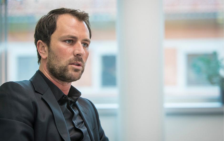 Der Tiroler SPÖ-Chef Georg Dornauer.