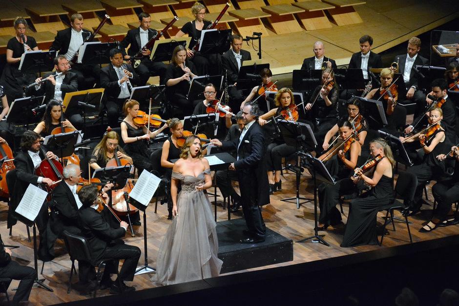 Die Sopranistin Anna Princeva hat von den Tiroler Festspielen Erl aus den Weg auf die internationalen Bühnen geschafft.
