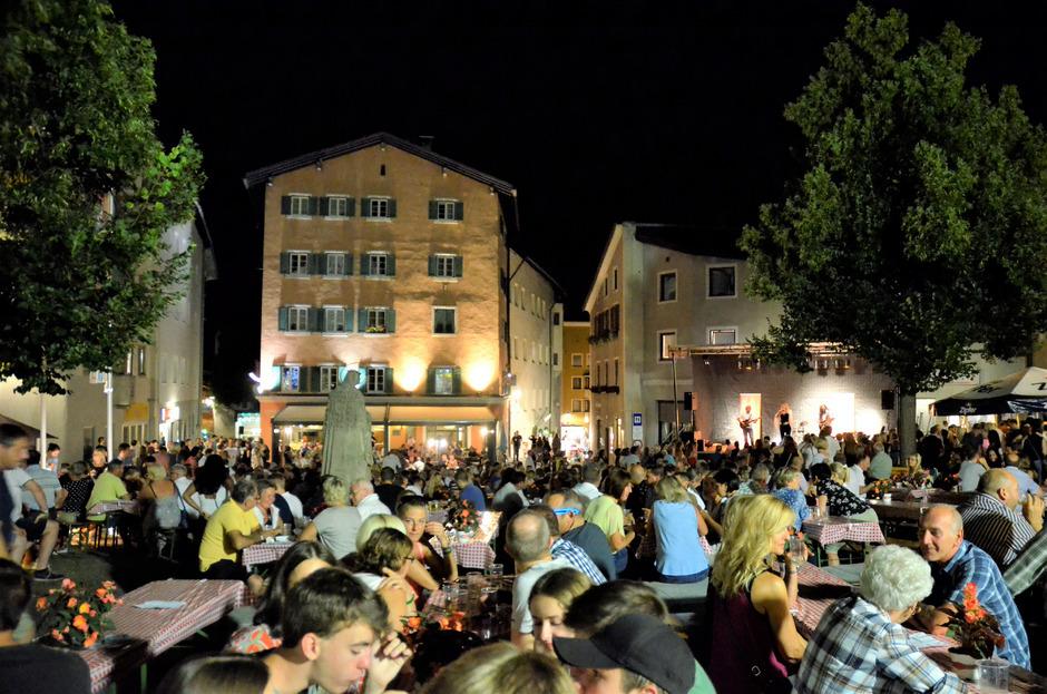 Im Vorjahr zog das Stadtfest Tausende Besucher an.