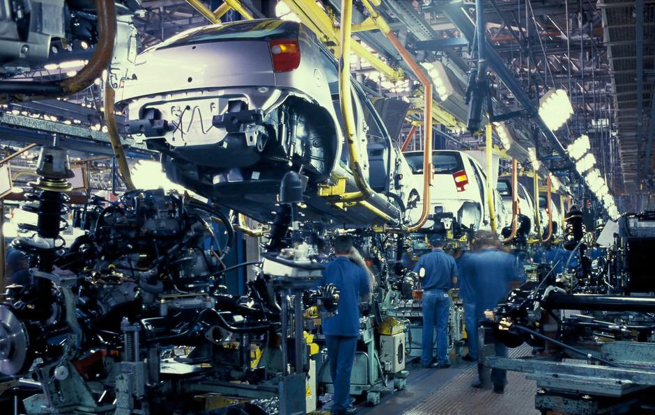 Die österreichischen Autozulieferer haben ihre Exporte nach Osteuropa ausgeweitet.