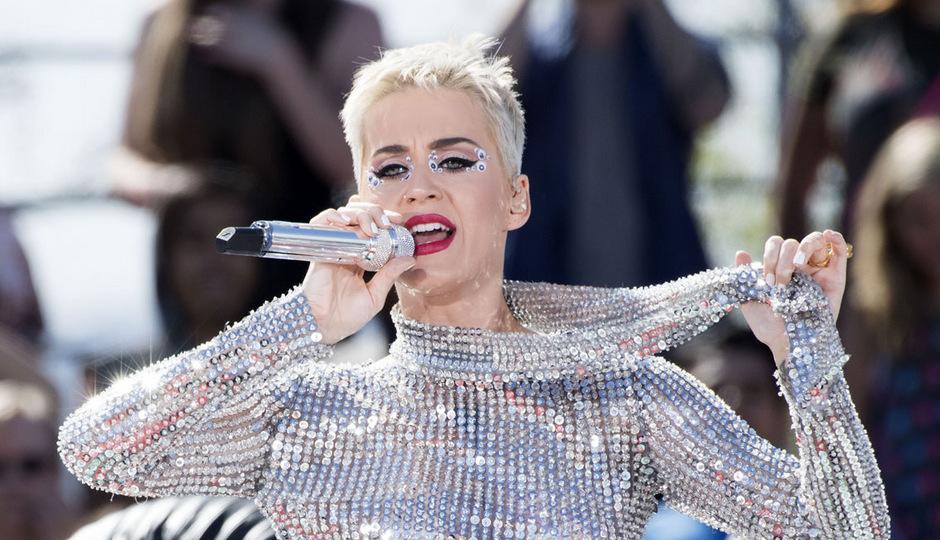 Popsängerin Katy Perry.