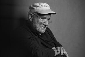 Peter Lindbergh bevorzugt als Fotograf Schwarzweiß.