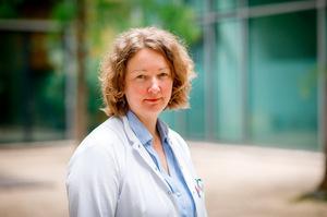 """Elke Gizewski (Direktorin, Neuroradiologie): """"Bisher hat man bei Patienten, die außerhalb des Zeitfensters lagen, nichts mehr gemacht."""""""