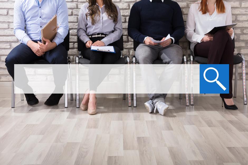 Nicht suchen, sondern gefunden werden: Viele Betriebe suchen bereits vermehrt auf Plattformen wie Xing oder LinkedIn nach Kandidaten.