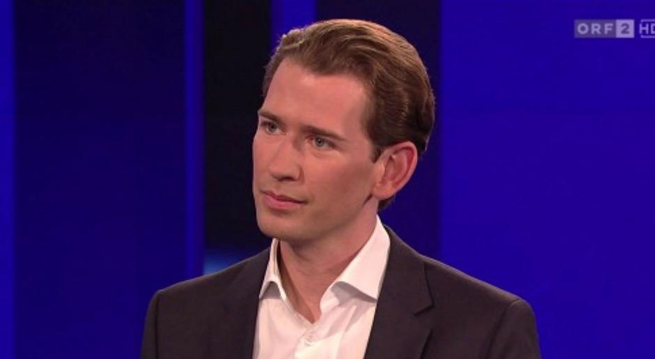 Kurz nahm in der ZiB 2 bei Armin Wolf Stellung zur Schredder-Affäre und sprach über seine Beziehung zur FPÖ.