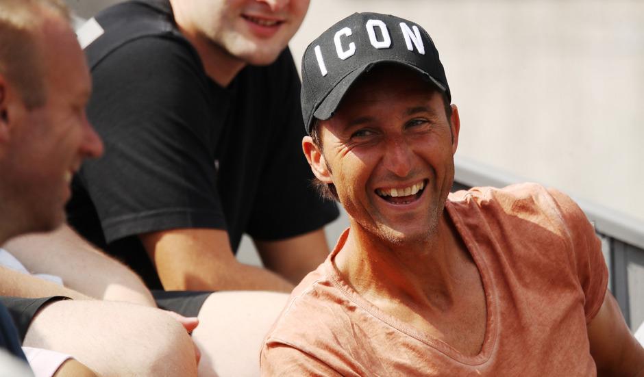 Wolfgang Thiem hofft, dass sich sein Sohn Dominic dieses Jahr in Kitz mehr fokusieren kann.