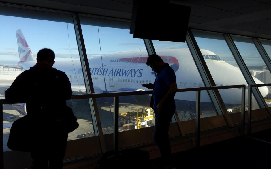 Nach Angaben britischer Medien könnten von einem Streik Hunderttausende Passagiere betroffen sein.