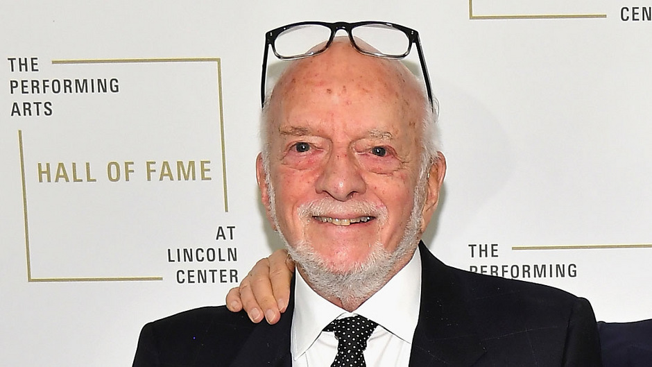 Harold Prince 2017 in New York.