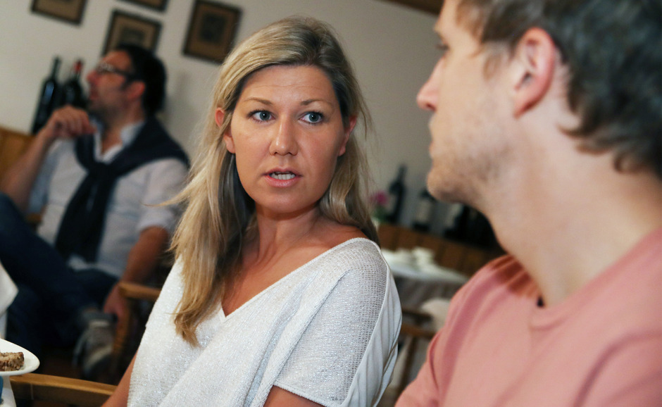Seit knapp fünf Monaten leitet die Sportanwältin Christina Toth als Präsidentin den Österreichischen Tennis-Verband.