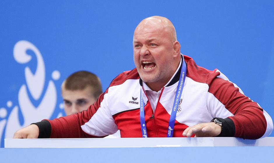 Marko Spittka steht künftig nicht mehr bei Österreichs Judo-Damen an der Matte.