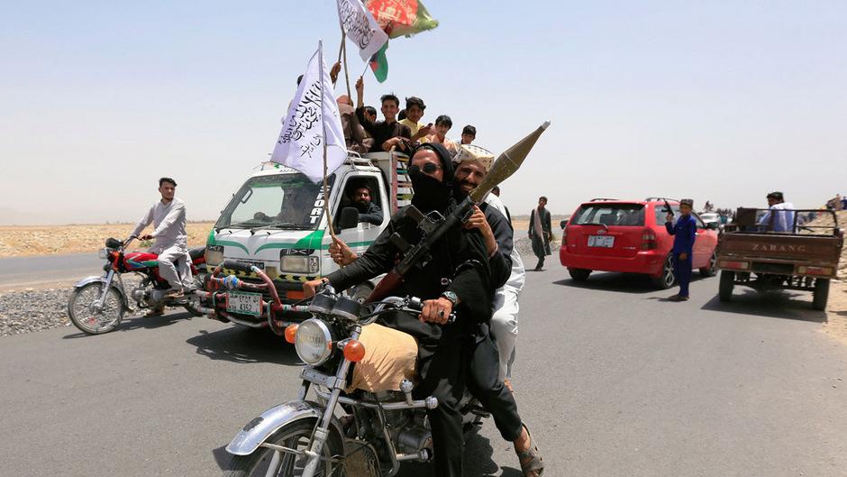 Seit fast 18 Jahren tobt in Afghanistan der Krieg mit den Taliban.
