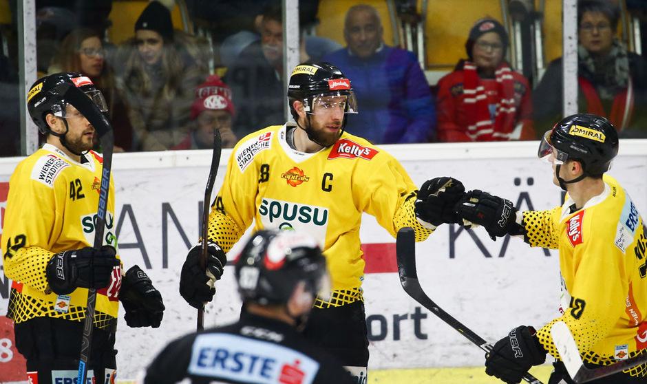 Die Vienna Capitals müssen künftig auf die Dienste von Kapitän Andreas Nödl verpflichten.