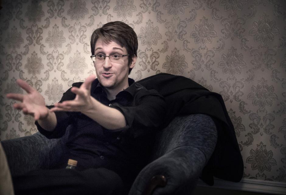 Edward Snowden, der wahrscheinlich bekannteste Whistleblower der Gegenwart.