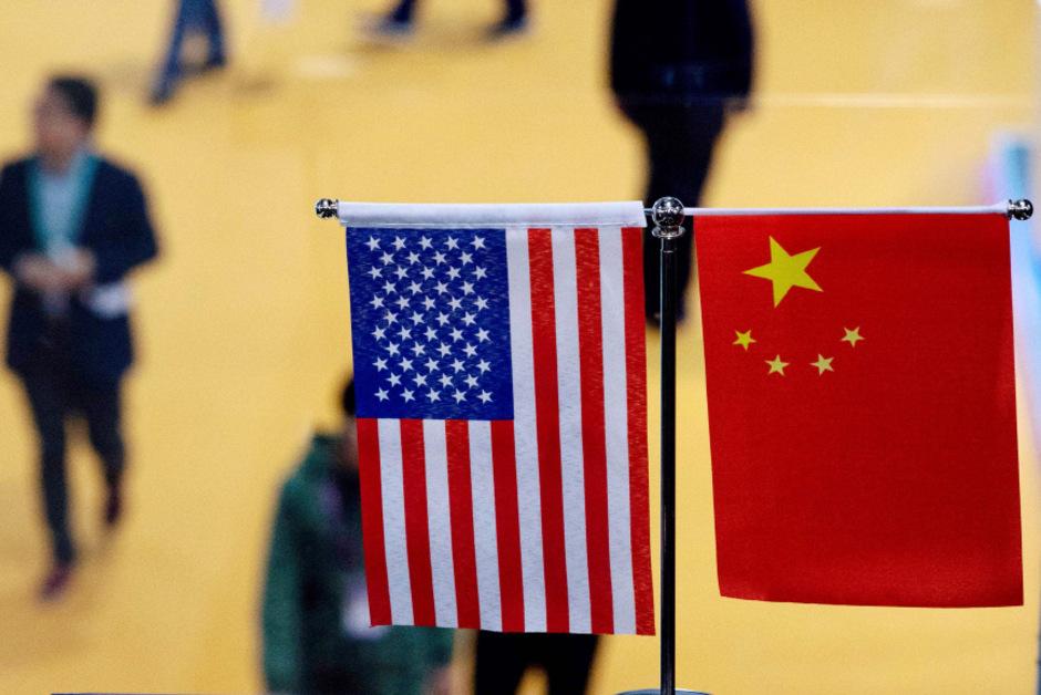 China und die USA sind im Handelskrieg.