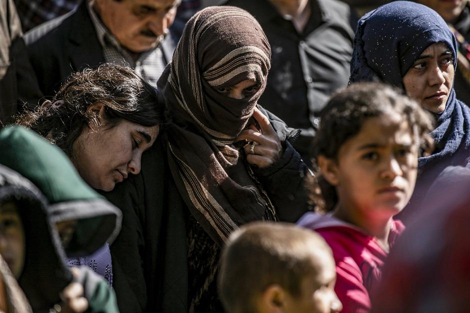 Tausende Menschen wurden getötet, Frauen und Kinder entführt und versklavt.