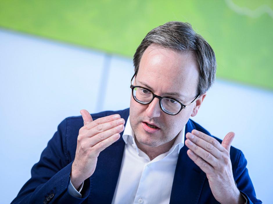 """Oberhofer bezeichnet sich als Wirtschaftsliberalen: """"Wir wollen entlasten und nicht Ausgewählte fördern."""""""