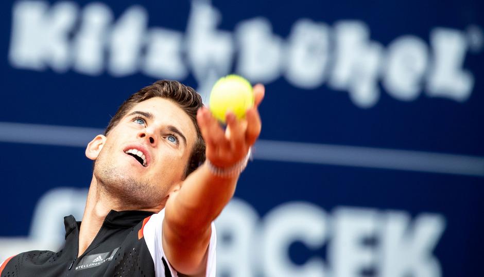 Der 25-jährige Topstar des Generali Open bezwang den als Nummer 7 gesetzten Italiener Lorenzo Sonego mit 6:3,7:6(6).