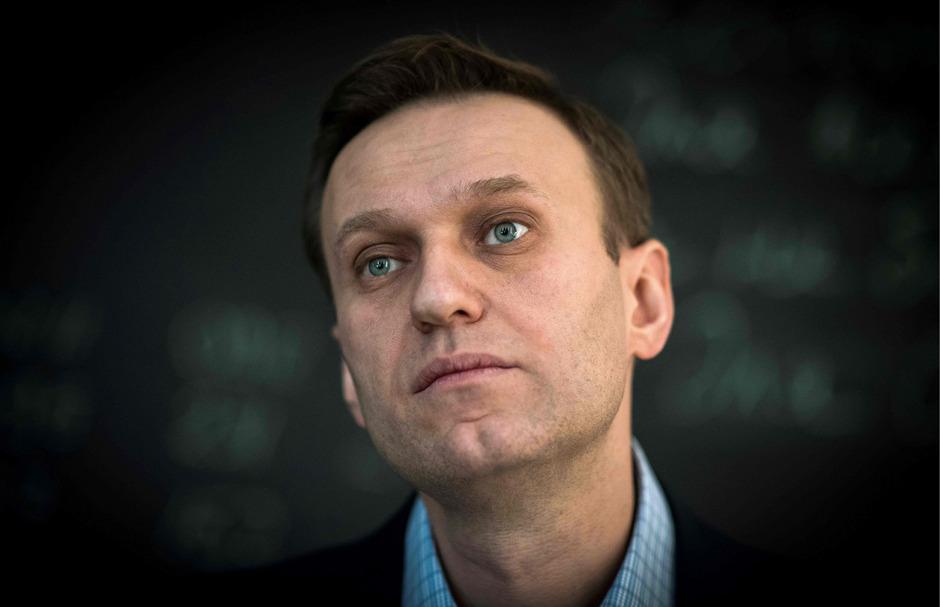 Kreml-Kritiker Alexej Nawalny.