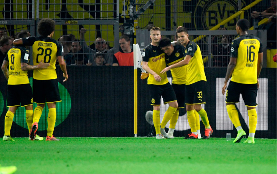 Dortmund schenkte den Bayern als Vizemeister beim Supercup zweimal ein.