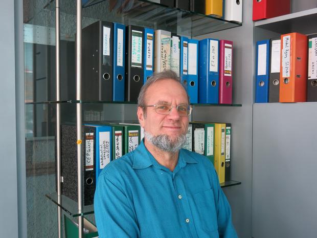 """""""Senolytika werden als Zukunftsfeld gesehen. Das sind richtige Wundermittel."""" Pidder Jansen-Dürr, Alternsforscher an der Universität Innsbruck."""