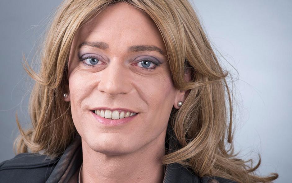 Tessa Ganserer ist seit sechs Jahren Mitglied des Bayerischen Landtags, aber erst seit Jänner mit einem Frauennamen.