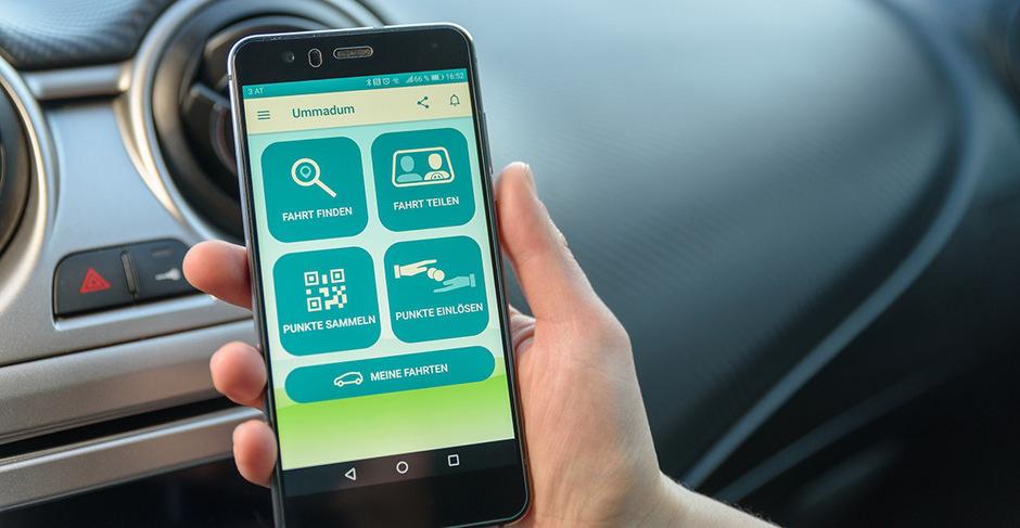 """Die App von """"ummadum"""" wird in Wattens und Schwaz bereits gut angenommen."""