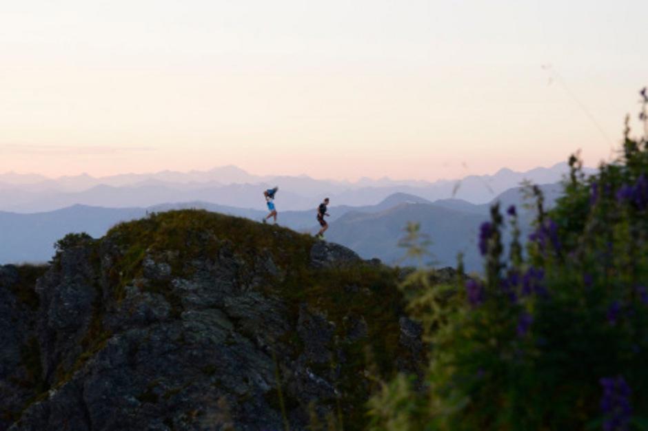 Der Kitz Alps Trail feiert heute (18 Uhr) über 169 Kilometer und fast 9800 Höhenmeter seine Premiere.