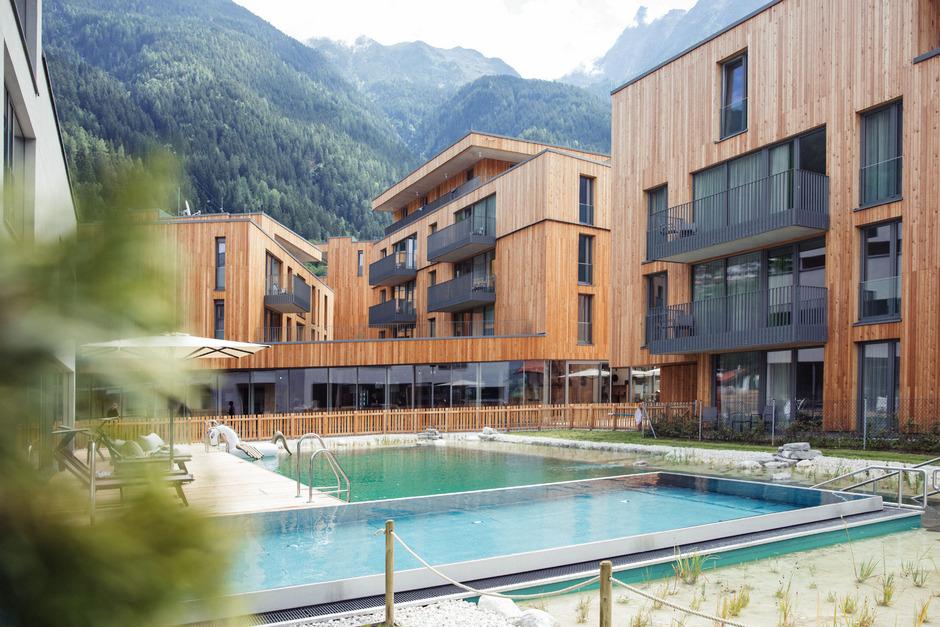 Vergangenen Mittwoch wurde das All-Suite Resort in Oetz offiziell eröffnet.